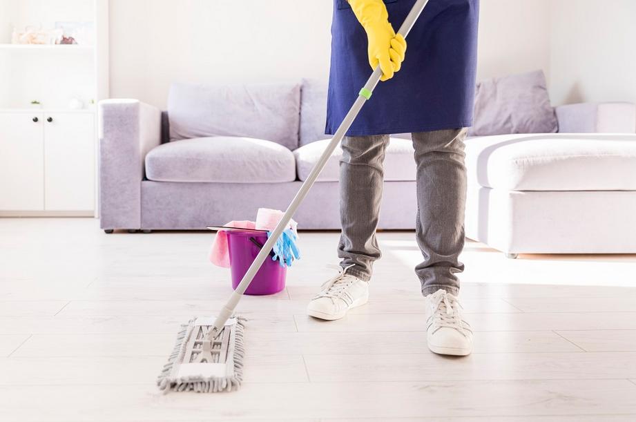 Jaga Kebersihan Rumah