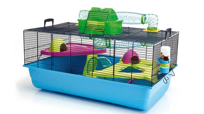Pilih Kandang Hamster