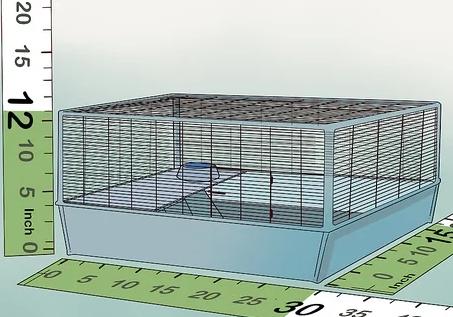 Tutupi Kandang Hamster
